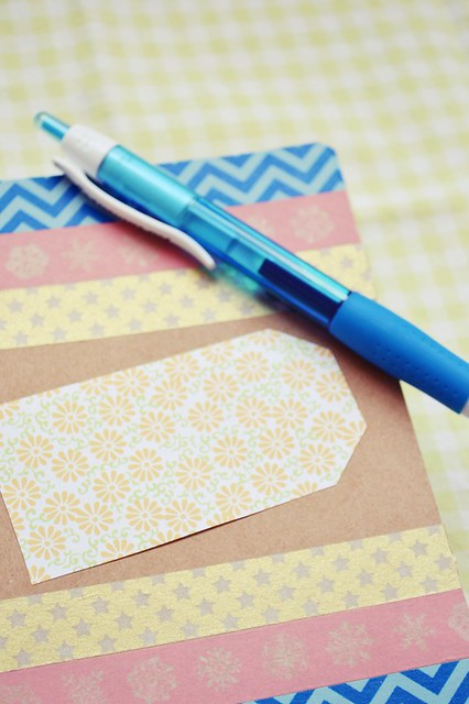 libreta decorada con washi tape (4)