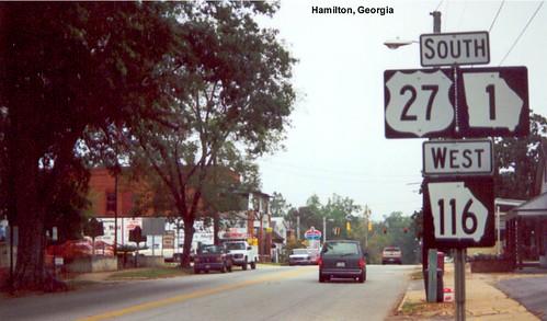 Hamilton GA