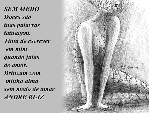 SEM MEDO by amigos do poeta