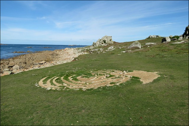 The Maze, St Agnes, Isles of Scilly