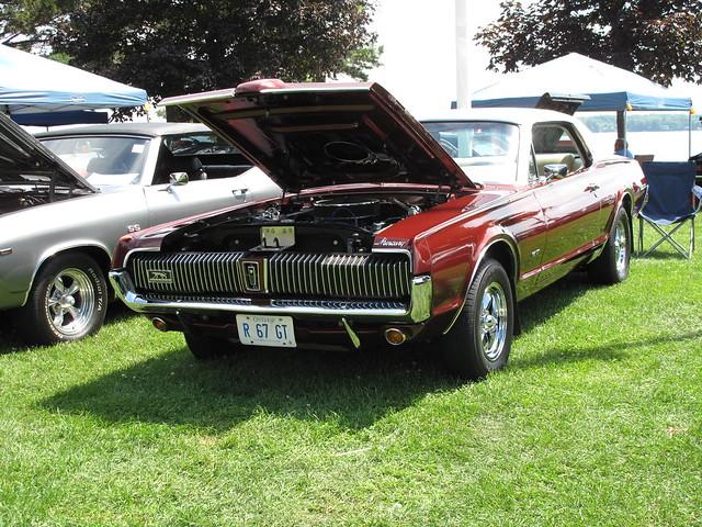 Automotion Car Show Wisconsin Dells