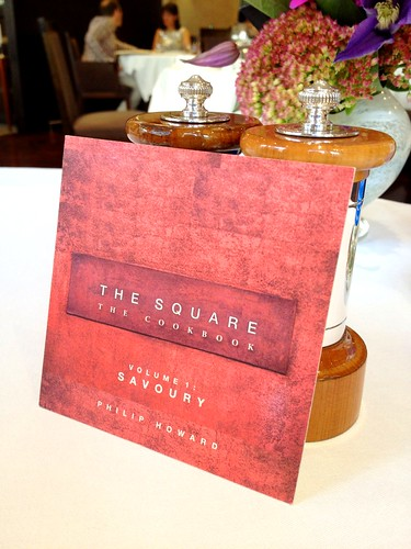 The Square Cookbook - Volume 1 - Savoury