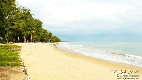Tok Bali Beach 1