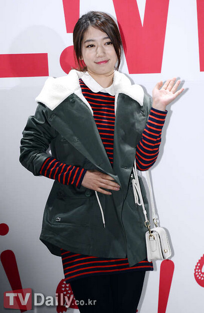[PHOTOS] 10-24-12 Park Shin Hye at Lacoste Live Winter Wonderland 8121255646_08a813c558_b