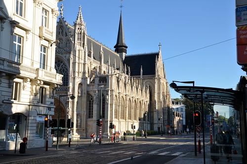Eglise Notre-Dame du Sablon.