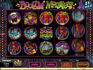 Spiele Boogie Monsters - Video Slots Online