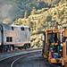 California Zephyr @ Thistle Utah by Loco Steve