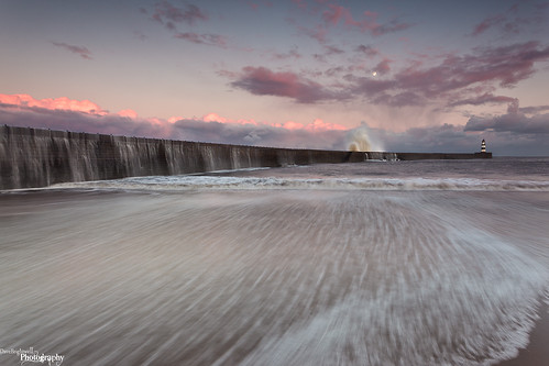 Seaham Tide by Dave Brightwell
