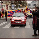 Flame of Truth (Plamen pravdy) - Action for Tibet, 2012, Prague