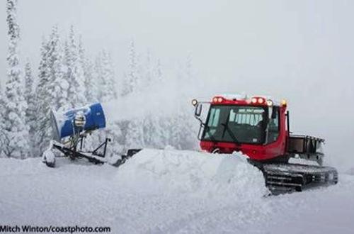 Whistler Early Snow