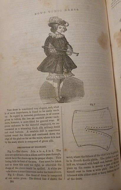 Godey's Lady's Book, April 1853 3