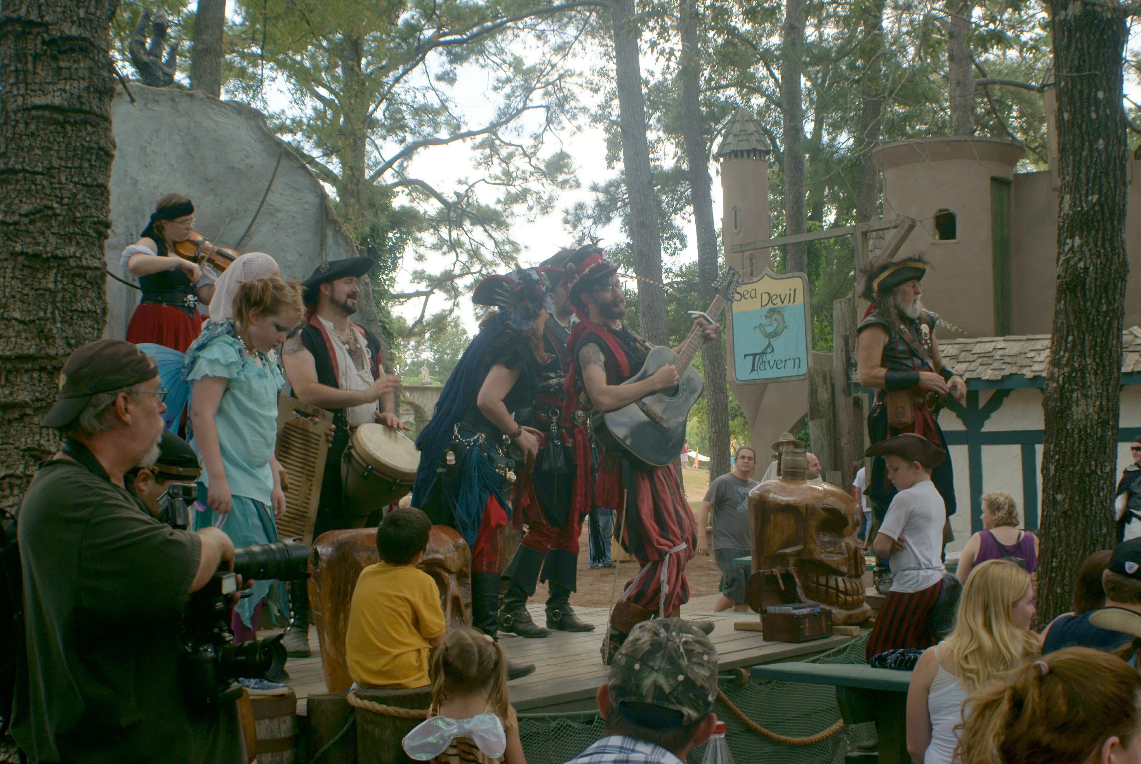 Texas Renaissance Festival  Flickr  Photo Sharing
