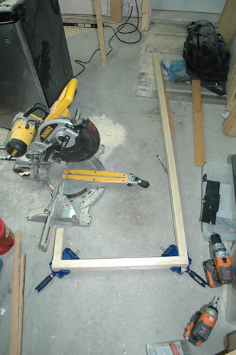 Workbench Top Frame - #1