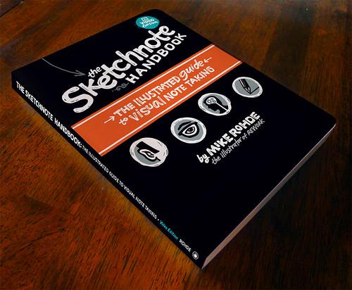 The Sketchnote Handbook Cover