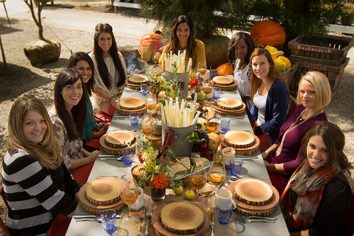 HGTV Thanksgiving Brunch Outtakes