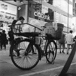 Food Delivery Bicycle