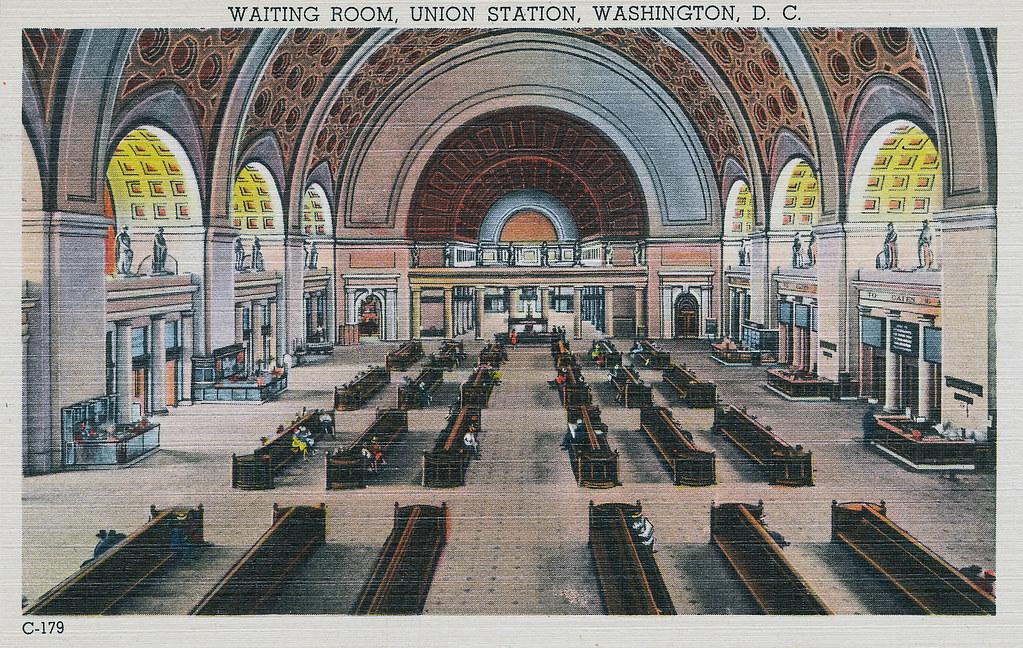 Union Station S Forgotten Spaces Washington Dc Tours