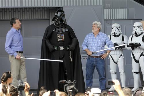Disney Acquires Lucasfilm for $4.05 Billion