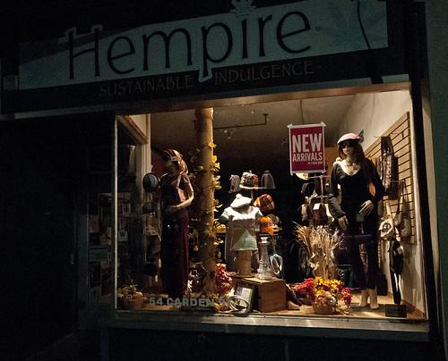 Hempire by Bruce Shapka