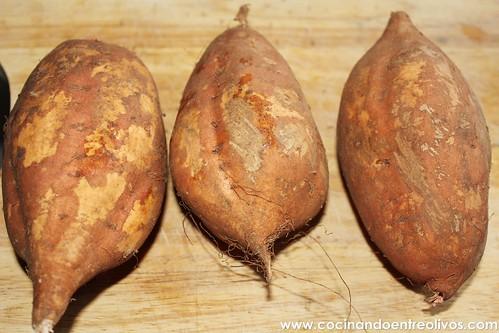 Buñuelos de viento rellenos de batata (2)