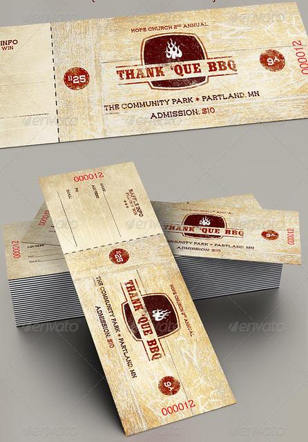 bbq tickets template - bbq tickets free template new calendar template
