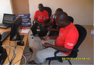 Retailers in the Katete Office