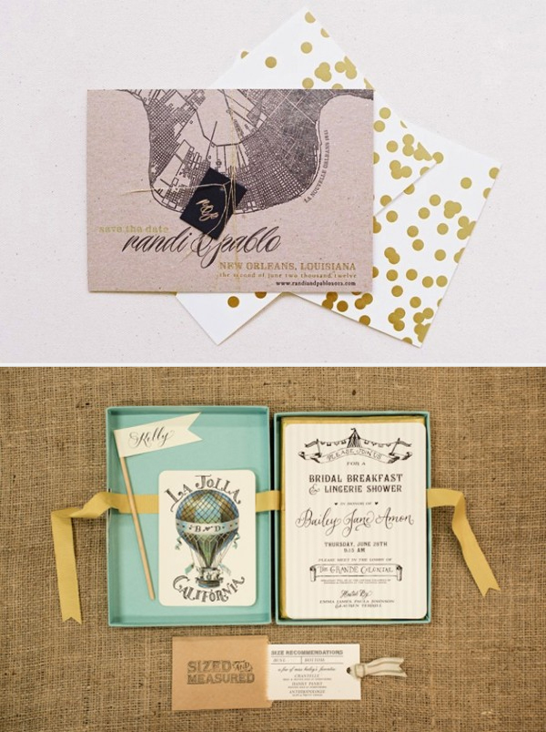 Wedding Stationery | Lovestru.ck Wedding Awards