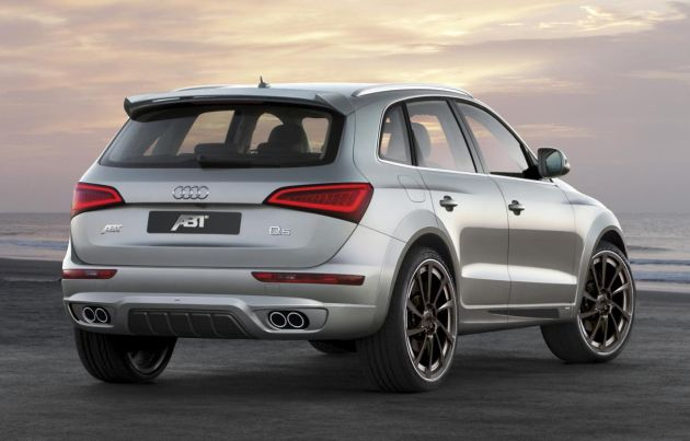2013 Audi Q5 tuned by ABT