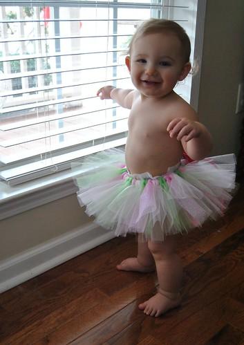 pretty little tutu