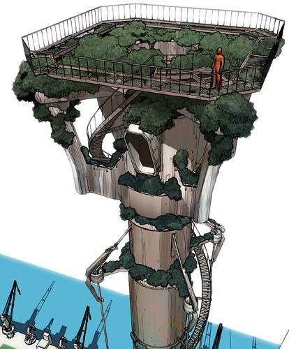 130109(5) – 4月份新動畫《翠星的Gargantia》由「田代雅子」設計動畫人物造型,新插圖&劇照大公開! (3/3)