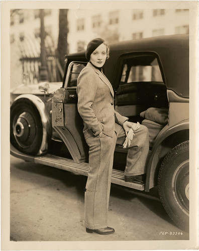 Marlene Dietrich (1930s) by shanghai Іily