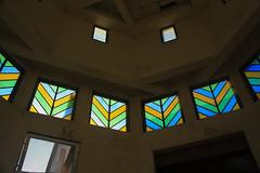 Kota Bharu Pasar Siti Khadijah stained glass