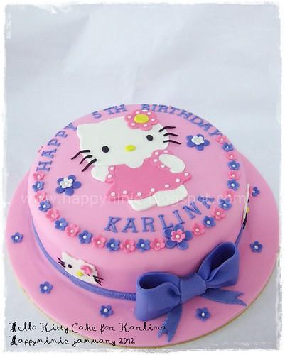 Hello kitty karlina