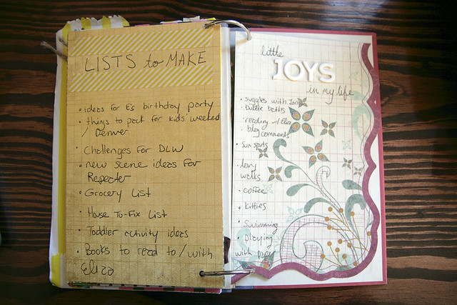 30 Days of Lists September 2012 | Days 30 & 28