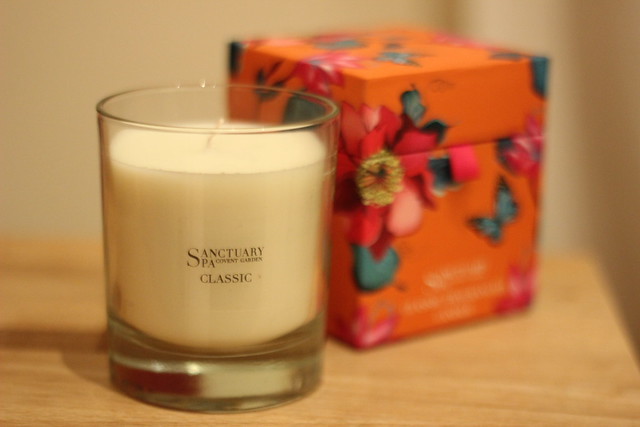 The Sanctuary Fragranced Candle
