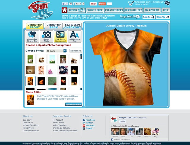 Custom Tee Shirt Design Software Flickr Photo Sharing