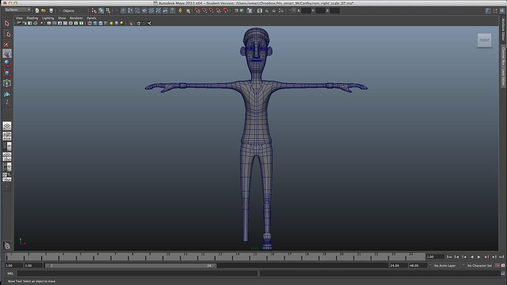 Character Model