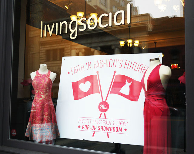 living social rent the runway event washington dc my fair vanity style blog