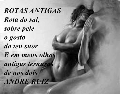 ROTAS ANTIGAS by amigos do poeta