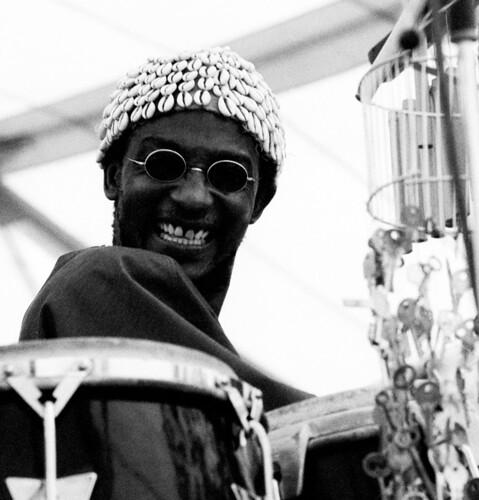 London Docklands Jazz Festival c 1987 4 07