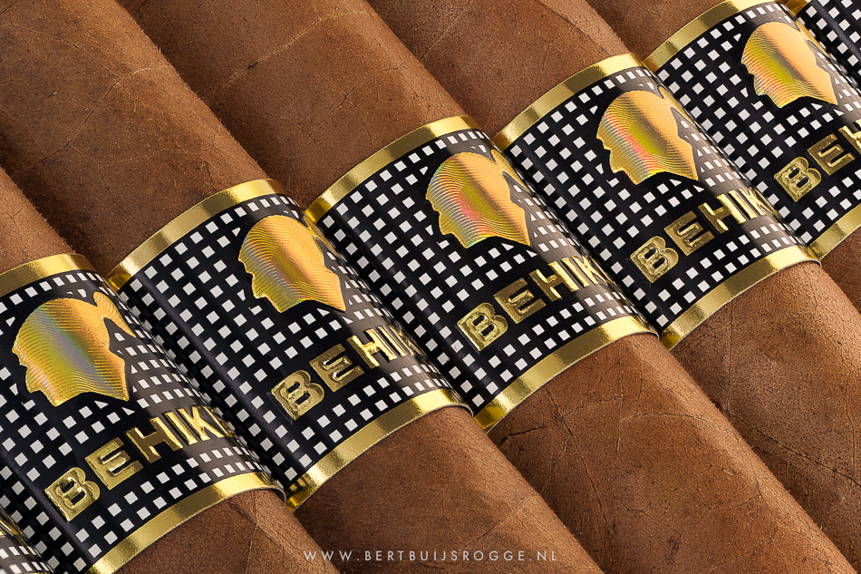 Habanos, the Cohiba Behike BHK54 cigar