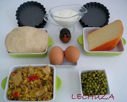 Tartaletas de arroz y queso Mahón (4)