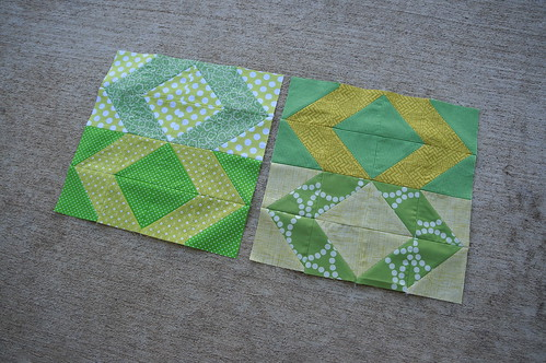 February do. Good Stitches Bracket blocks by jenniferworthen