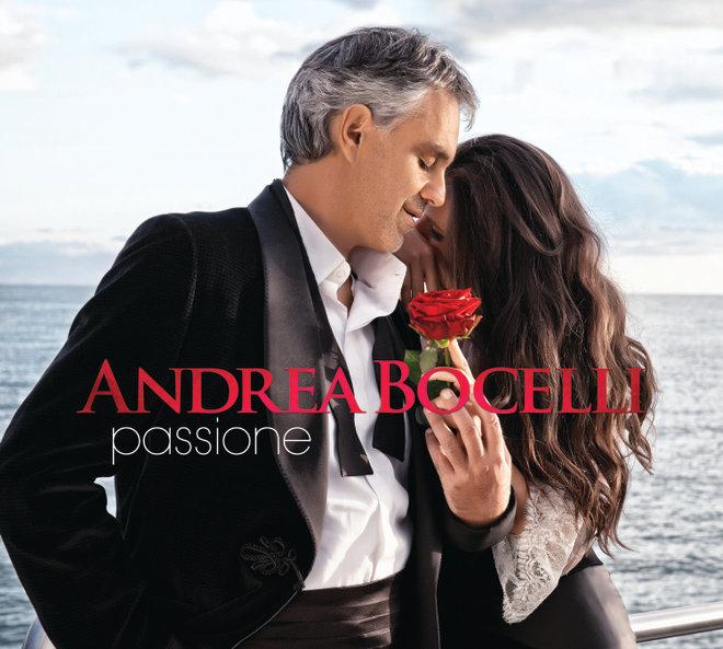 Andrea Bocelli To Release New Album Passione