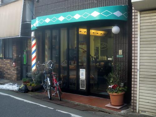 カットハウスタカノ(桜台)