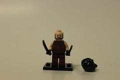LEGO Teenage Mutant Ninja Turtles Turtle Lair Attack (79103) - Dark Ninja