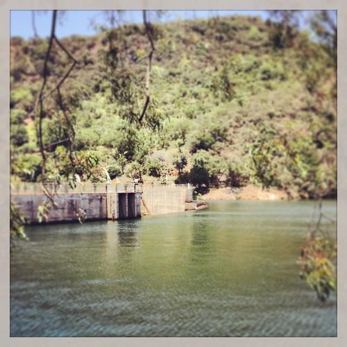The buffelspoort dam