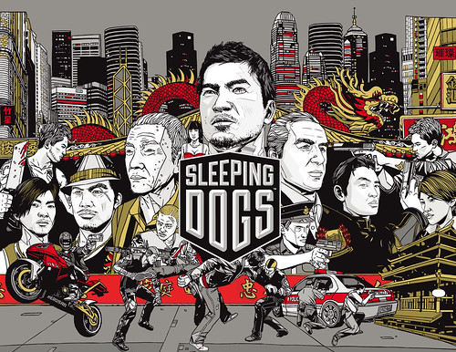 Sleeping Dogs - PS Plus Update