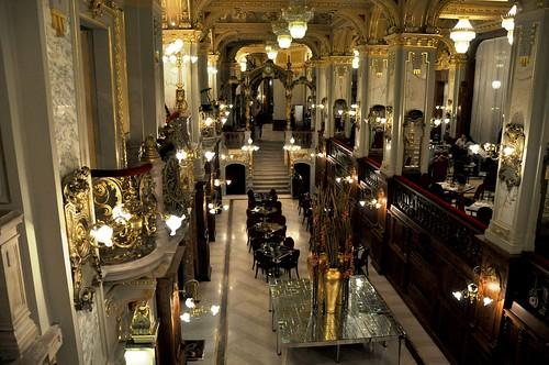 Budapest cafe culture