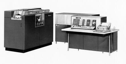 IBM 1620 Mainframe computer system